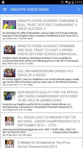 Knights Chess