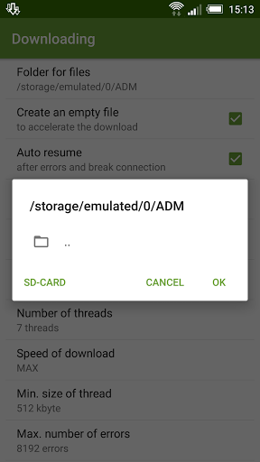 Download Advanced Download Manager for android 4 2 2