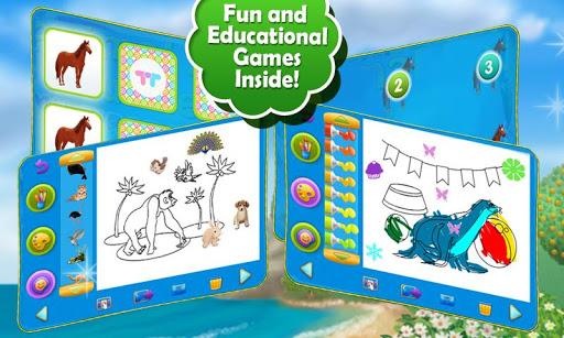 Animal Zoo Puzzles