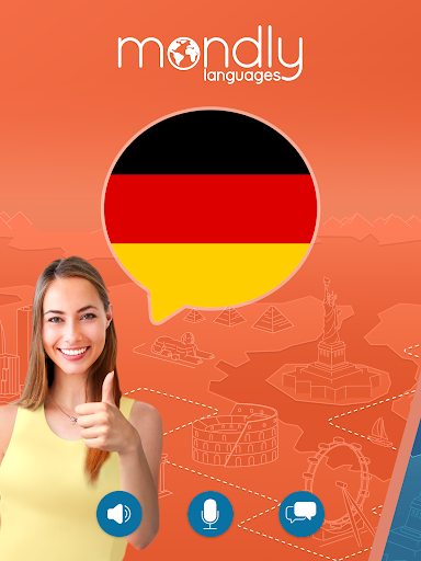 Learn German. Speak German