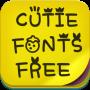 icon Cutie Fonts