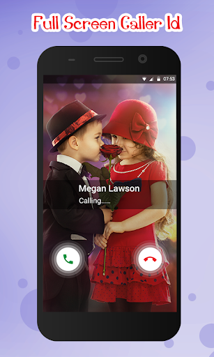 Download Full Screen Caller ID for android 7 1 1