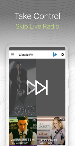 Download Classic FM Radio App for android 8 1