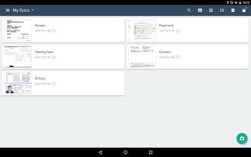 CamScanner -Phone PDF Creator
