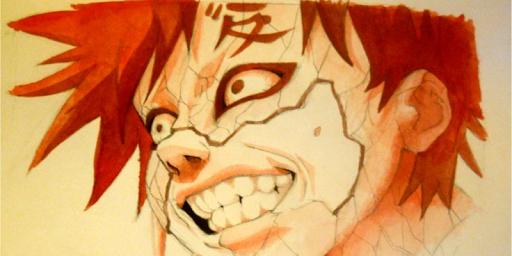 Gaara Shinobi Ninja Runner ?
