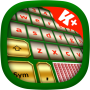 icon Casino Keyboard