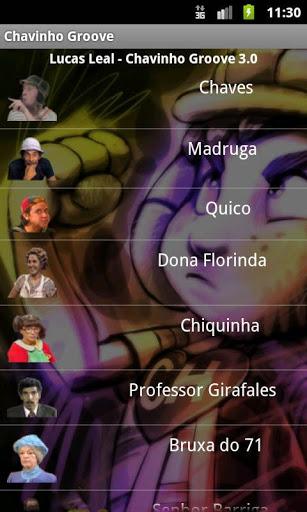 Chavinho Groove sounds of the Keys