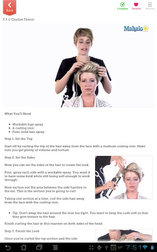 Celebrity Hairstyles FREE