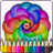 icon Mandalas coloring pages 1.1.3