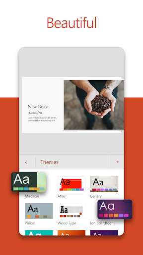 Download Microsoft PowerPoint for android 5 1 1