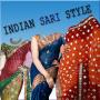 icon Indian Women Sari Style