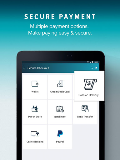 Download Lazada - Shopping & Deals for android 4 1