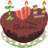 icon Birthday cards stickers for DoodleGram 1.2