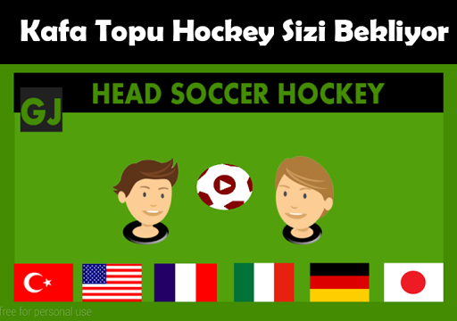 Head Soccer Hockey
